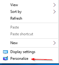 "How To Show ""This PC"" Icon on Windows 10 Desktop - Article on TechHowTos.com"
