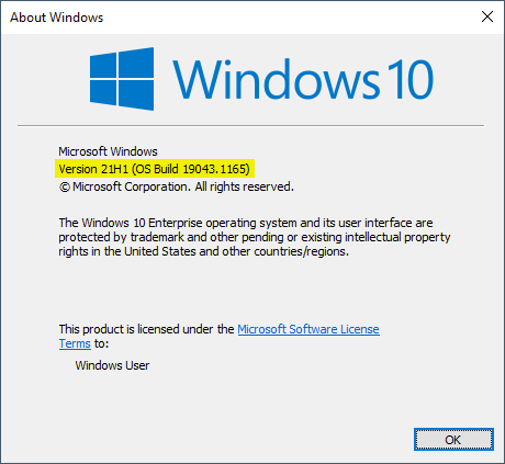 How to Find your Windows OS Version and Build Number? - Article on TechHowTos.com