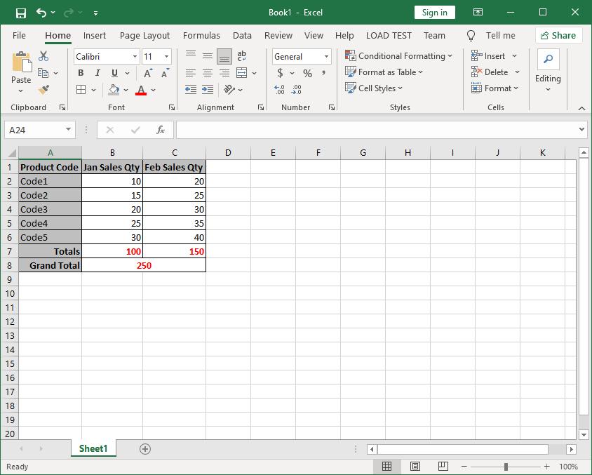How do I create a Formula in a Microsoft Excel Spreadsheet? - Article on TechHowTos.com