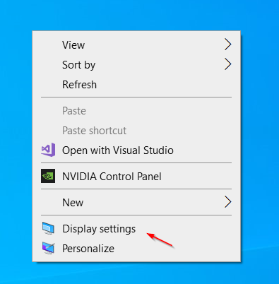 How to Change the Screen Resolution in Windows 10 - Article on TechHowTos.com